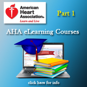 AHA Online Training Info